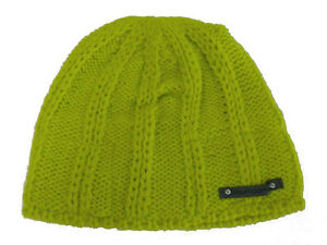 26a727a7edd87 Image is loading Skullcandy-Pearl-Speaker-Audio-Beanie-Hat-in-Lime-