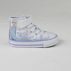 HI Toddlers/Infants Trainers White Size