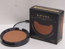 NYX Matte Bronzer For Face & Body MBB04 Dark Tan 0.33 oz Brand New In Box