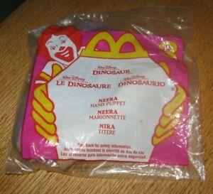 2000 Disney Dinosaur Movie McDonalds Happy Meal Toy Hand Puppet Kron #4