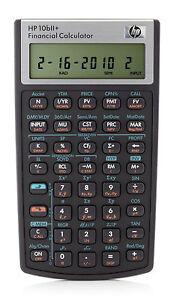 Hewlett-Packard-HP-10B-II-Financial-Business-Calculator