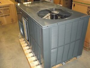 Goodman Gph1442h41 14 Seer R410a 3 5 Ton Heat Pump Package