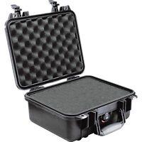 Pelican Case W/foam For Camera (black)