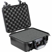Pelican Case W/foam For Camera (black)