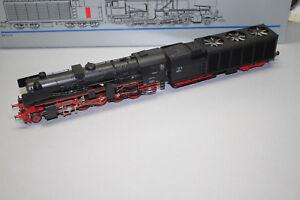 Marklin-37171-locomotive-a-vapeur-serie-52-avec-condensation-tender-piste-h0-OVP