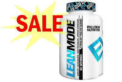 EVLUTION NUTRITION - LEANMODE 150 Caps/50 Sv Stimulant-Free Fat Burner Lean Mode