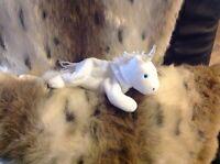 Mystic The Unicorn Beanie Baby Retired Error Tag