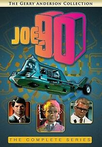 Joe-90-The-Complete-Series-6-DISC-SET-2015-REGION-1-DVD-New