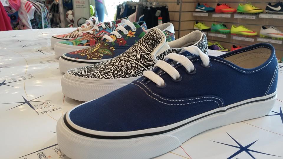 liquidazione Vans Vans Vans scarpe Authentic - Era - Slip On uomo donna 2015 edizioni speciali  profitto zero