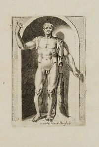 Philippe-THOMASSIN-TROYES-1562-Rom-1622-Male-Statue-ECR-Borghese-1610