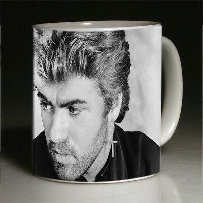 Intelligent George Michael Mug #29