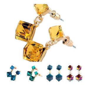 1Pair-Crystal-Ear-Drop-Dangle-Crystal-Rhinestone-Ear-Earrings-Ear-UK-Bekk