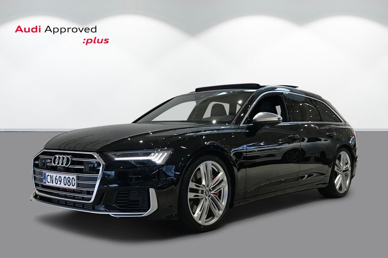 Audi S6 3,0 TDi Avant quattro Tiptr. 5d - 9.676 kr.