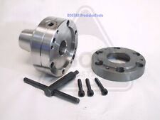 Bostar 5c Collet Chuck With Semi Finished A2 5 Adapter