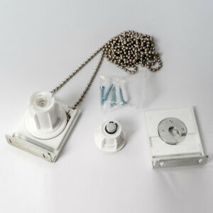 Roller Blind Bead Chain Cluth Bracket Plastic Metal Chain