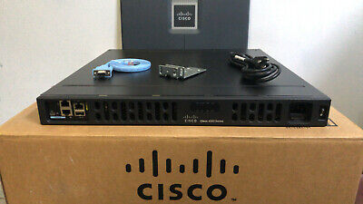 CISCO ISR4331-AXV/K9 3-Port Gigabit Integrated Service Router uck9 appxk9  seck9 882658767111 | eBay