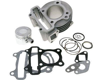 Sym Symply 50 72cc Cylinder Piston Gasket Kit