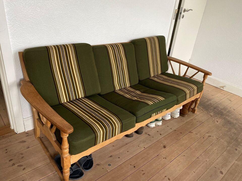 Sofa, træ, 1 pers.