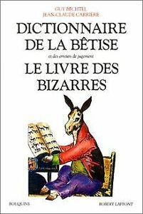 Dictionnaire-de-la-betise-de-Guy-Bechtel-Livre-etat-bon