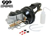 1955 59 Chevy 3100 Truck 8 Frame Power Brake Booster Conversion Kit Disc Drum Fits Truck