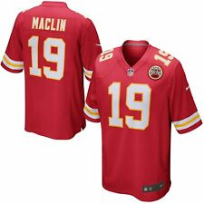 Nike Jeremy Maclin Kansas City Chiefs Red Game Jersey for sale ...