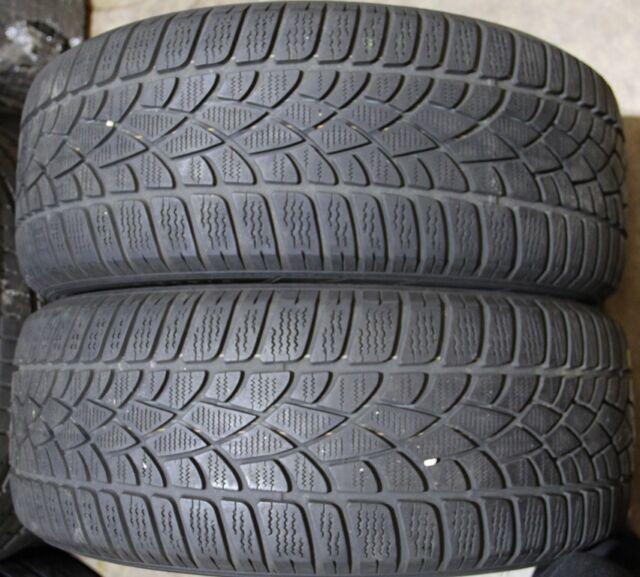 2 Dunlop SP Winter Sport 3D 225 50 R 18 99H XL M+S AO 5,5-6mm 840