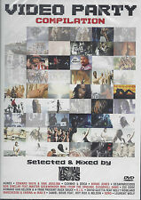 Dvd **VIDEO PARTY COMPILATION ♦ SELECTED & MIXED BY VISUAL BOYS** nuovo