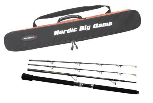 SAVAGE Gear Nordic BIG GAME DA VIAGGIO Barca Rod 7ft 20-50lb