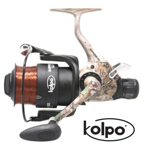 Kolpo Mulinello da Pesca Impress 6000 Free Runner SP