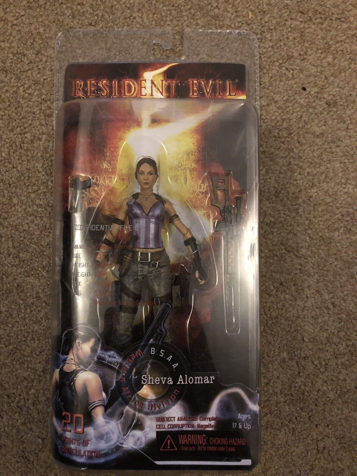 tomar hasta un 70% de descuento Resident Evil 5 Sheva Sheva Sheva Alomar af re 5 1  mejor precio