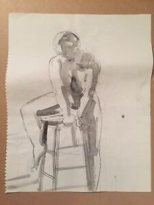 Congratulate, nude figure sketch rather