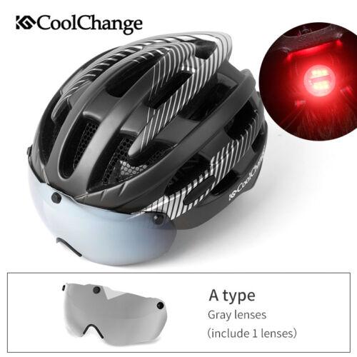 Erwachsene MTB Rennrad Helm Fahrrad  Radsport Sicherheitshelm Kopfschutz mit Len