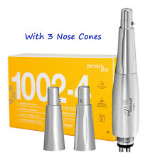 Premium Plus Dental Hygiene Prophy Air Motor Handpiece 4 Holes 3 Nose Cones