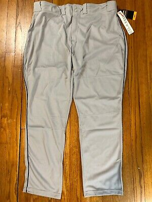 Wilson Mens Classic Relaxed Fit Baseball Pant