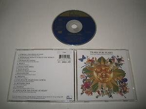 TEARS FOR FEARS/TEARS ROLL DOWN 1982-1992(FONTANA/77 293 9)CD ALBUM