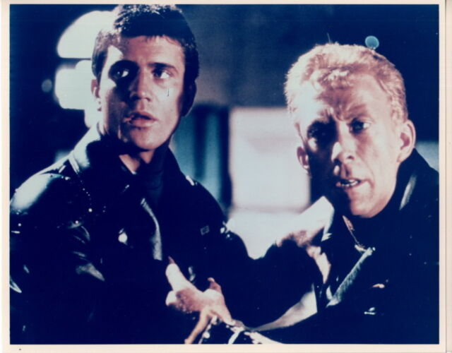 Mel Gibson Mad Max 8x10 photo P6837