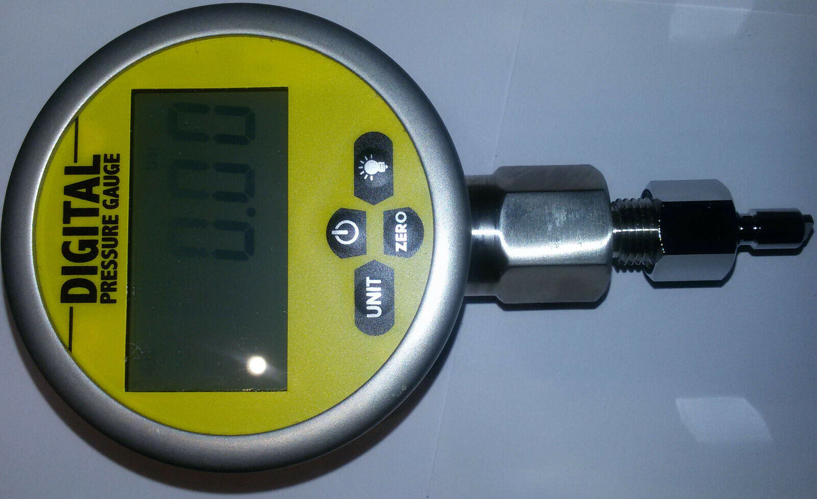 PROFI O2-Prüfgerät - zum ermitteln des Mitteldrucks bei Atemreglern