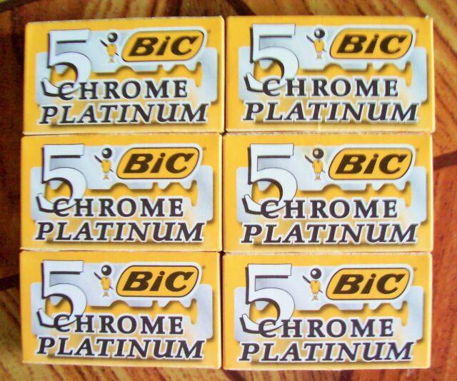 8 Packs BIC Double Edge Razor 5 Blades