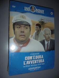 DVD-N-16-LINOMANIA-COM-039-E-039-DURO-LA-039-AVENTURA-LINoLEO-BANFI