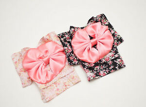 Kimono-Pet-Dog-Dress-Clothes-Floral-Poodle-Puppy-Bowknot-Skirt-Small-Cat-Apparel