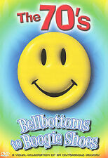 The 70s: Bellbottoms to Boogie Shoes (DVD, 2003, Canadian Version)
