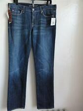 Seven 7 for All Mankind Straight Leg Jeans Women Size 32