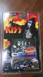 KISS-Gene-Simmons-43-Johnny-Lightning-Diecast-Limited-Edition-1-64-NEW-b27