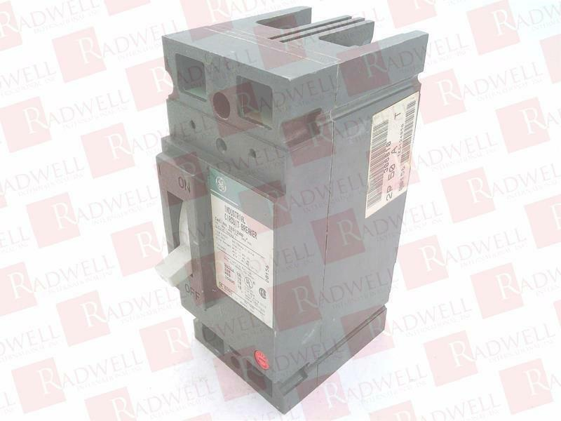 GENERAL ELECTRIC TED124035WL   TED124035WL (USED TESTED CLEANED)