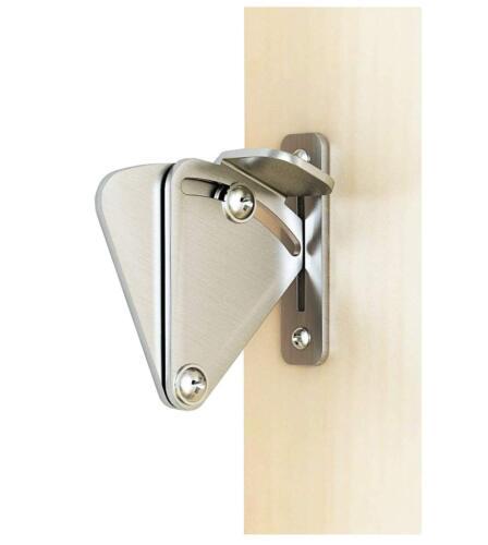 Winsoon Acier Inoxydable Porte De Grange Lock petite taille de confidentialité Loquet Abri Bois Gates
