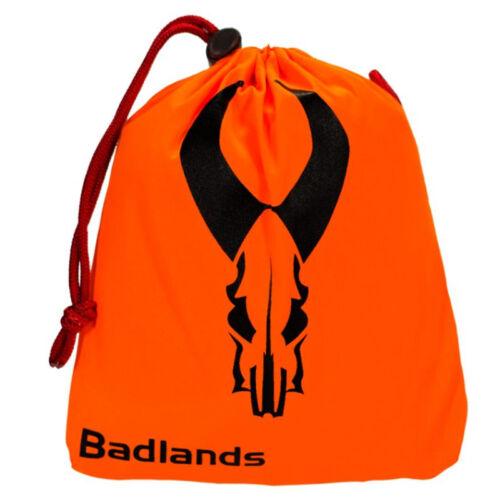 Badlands Backpack The Rain Cover Hunting Accessory Bag Blaze Orange Large #00497
