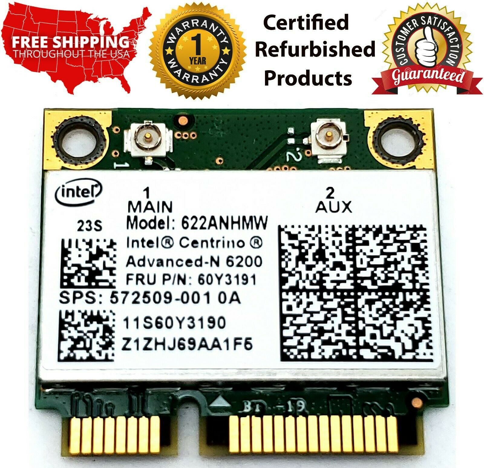USB 2.0 Wireless WiFi Lan Card for Dell Dimension 2300 Series