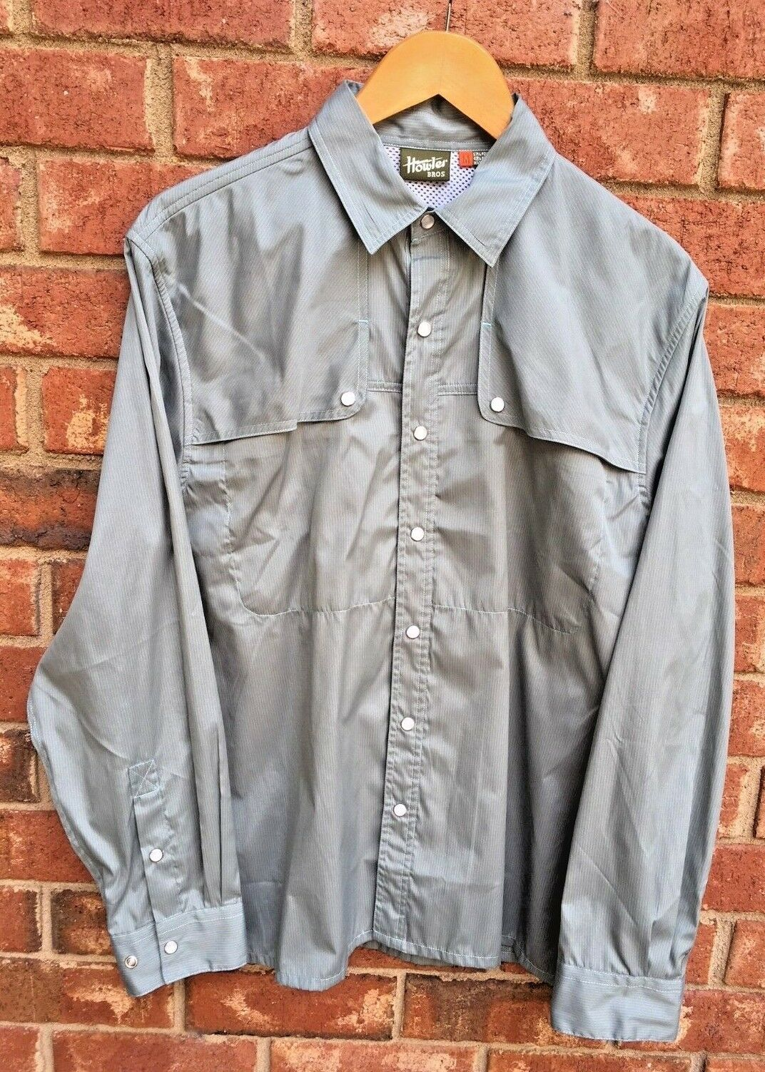 HOWLER BredHERS PESCADOR  LS SHIRT SIXE M (NEW WITH TAGS)