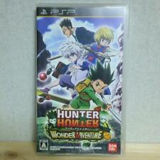 Psp Hunter X Hunter Wonder Adventure Japan Game At0703 For Sale
