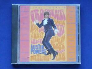 AUSTIN-POWERS-INTERNATIONAL-MAN-OF-MYSTERY-CD-Soundtrack-Vintage-1997